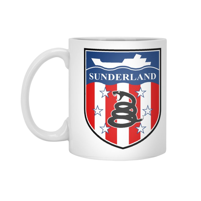 Sons of Liberty SAFC Accessories Standard Mug by Sanctuary Sports