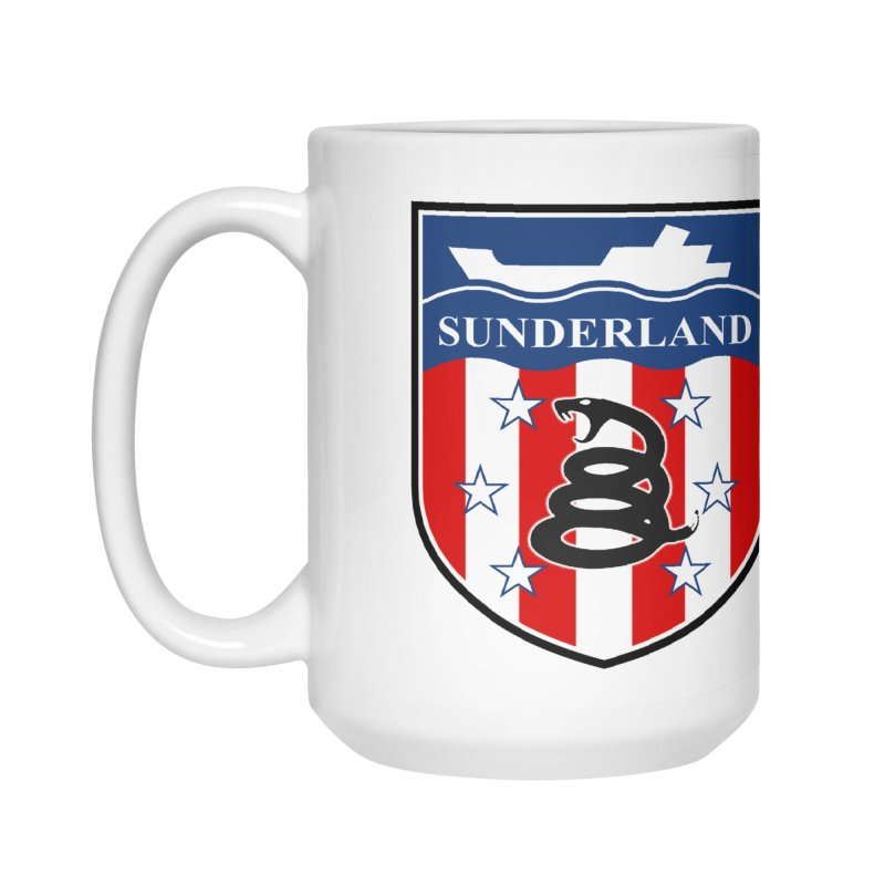 Sons of Liberty SAFC Accessories Mug by Sanctuary Sports LLC