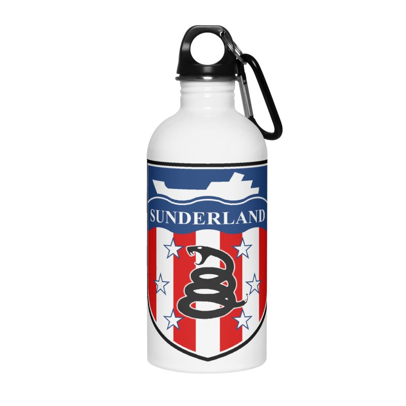 Sons of Liberty SAFC Accessories Water Bottle by Sanctuary Sports