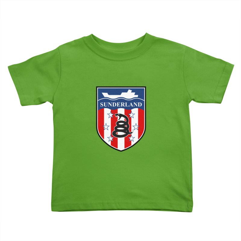 Sons of Liberty SAFC Kids Toddler T-Shirt by Sanctuary Sports LLC