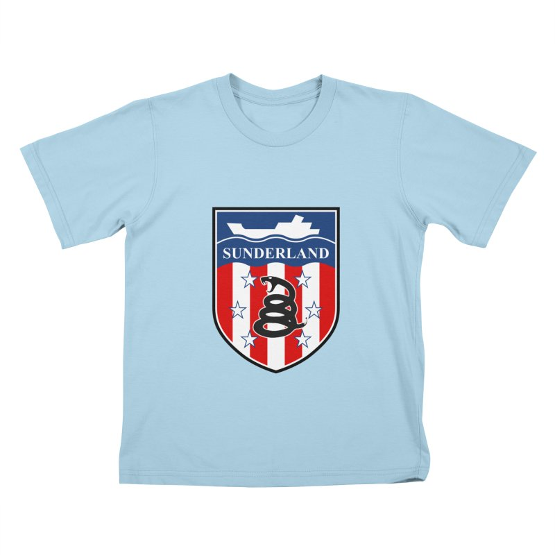 Sons of Liberty SAFC Kids T-Shirt by Sanctuary Sports LLC