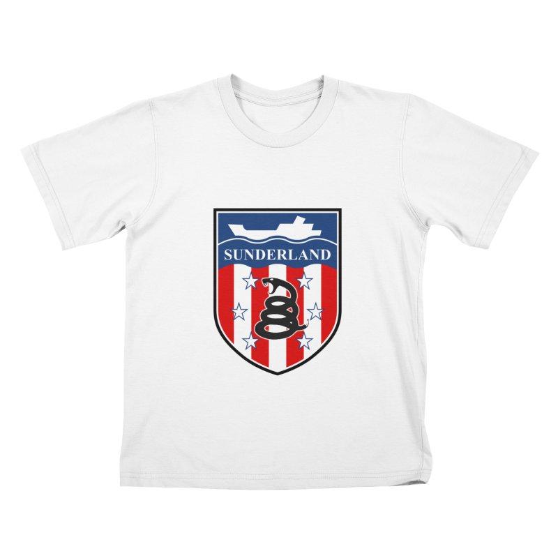Sons of Liberty SAFC Kids T-Shirt by Sanctuary Sports LLC