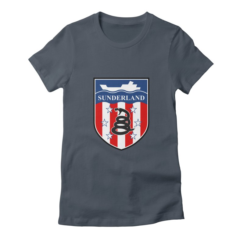 Sons of Liberty SAFC Women's T-Shirt by Sanctuary Sports LLC