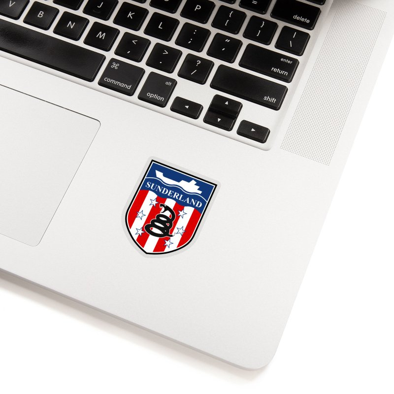 Sons of Liberty SAFC Accessories Sticker by Sanctuary Sports