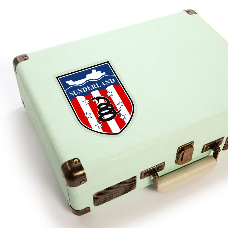 Sons of Liberty SAFC Accessories Sticker by Sanctuary Sports LLC