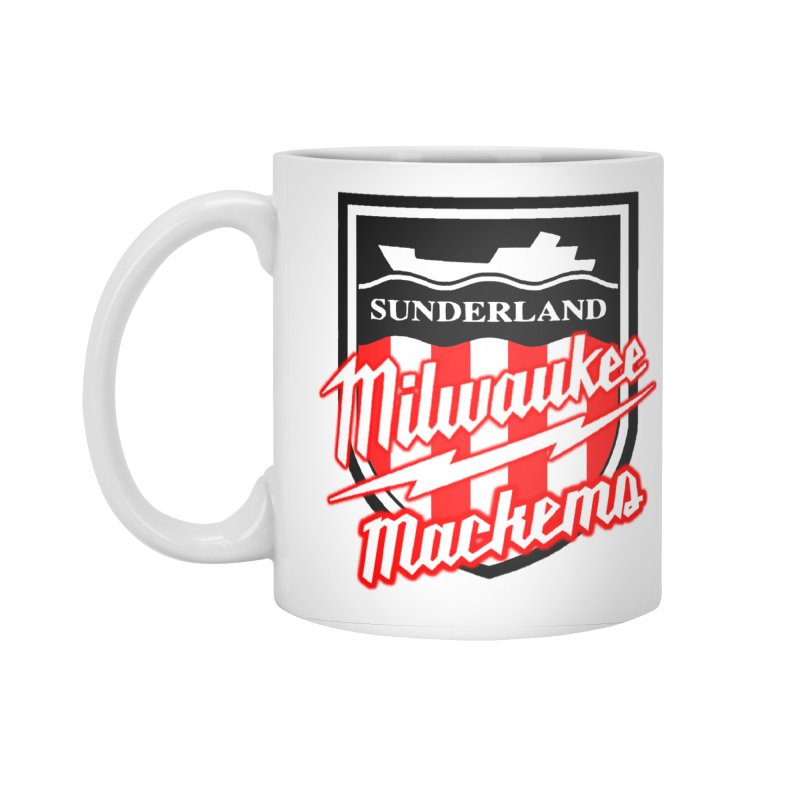 Milwaukee Mackems Accessories Standard Mug by Sanctuary Sports