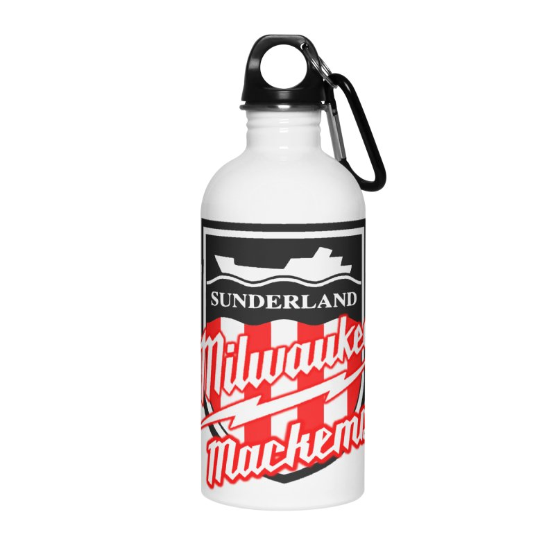 Milwaukee Mackems Accessories Water Bottle by Sanctuary Sports