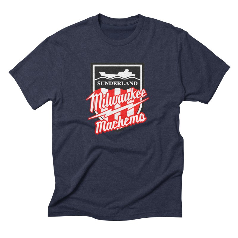 Milwaukee Mackems Men's T-Shirt by Sanctuary Sports LLC