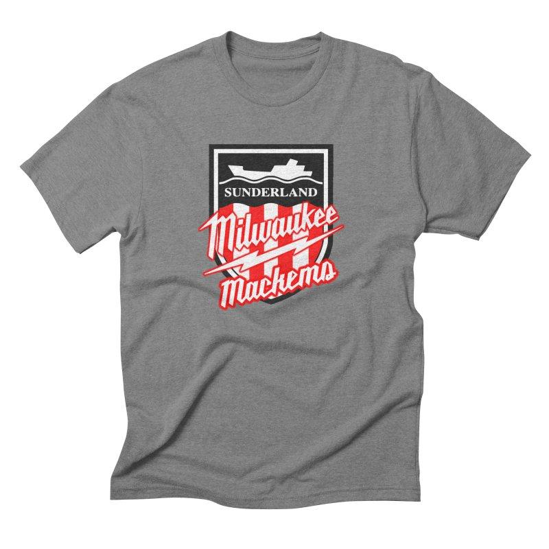 Milwaukee Mackems Men's T-Shirt by Sanctuary Sports LLC
