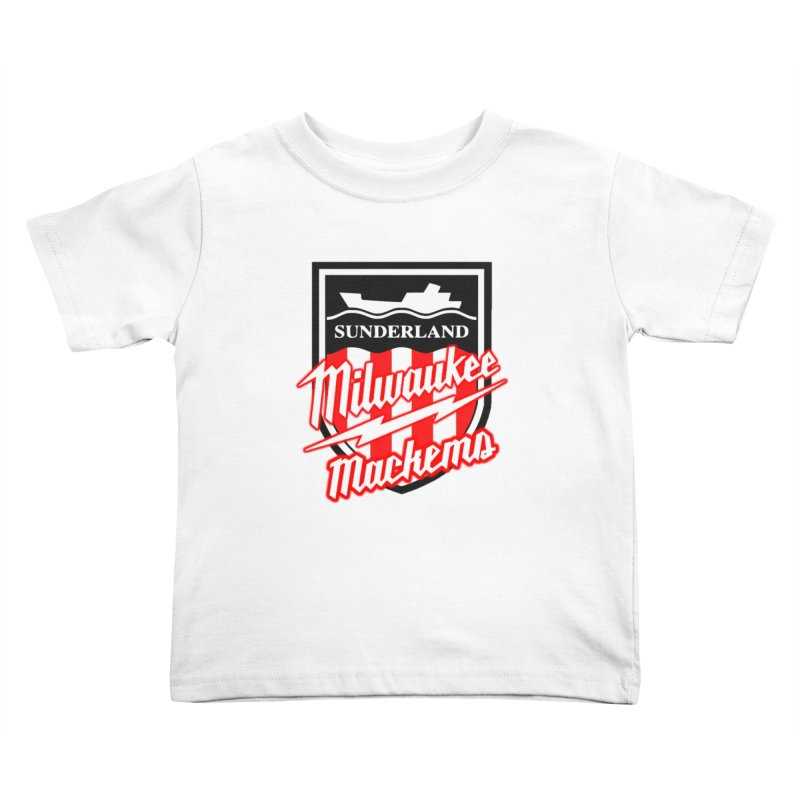 Milwaukee Mackems Kids Toddler T-Shirt by Sanctuary Sports
