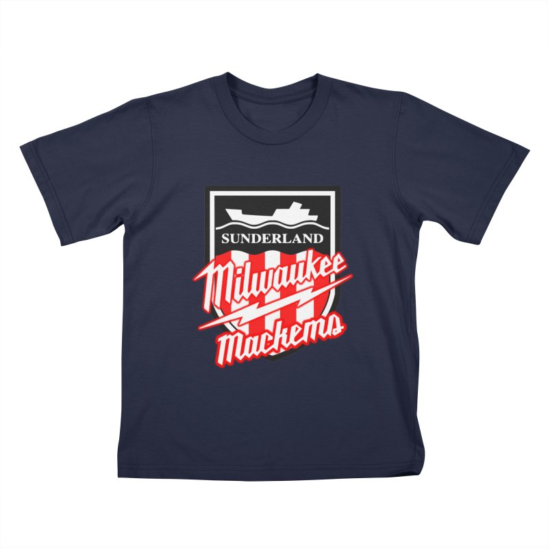 Milwaukee Mackems Kids T-Shirt by Sanctuary Sports LLC