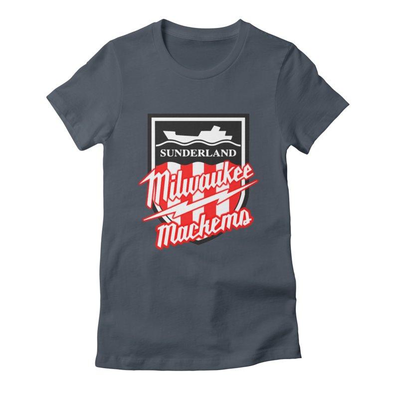 Milwaukee Mackems Women's T-Shirt by Sanctuary Sports LLC