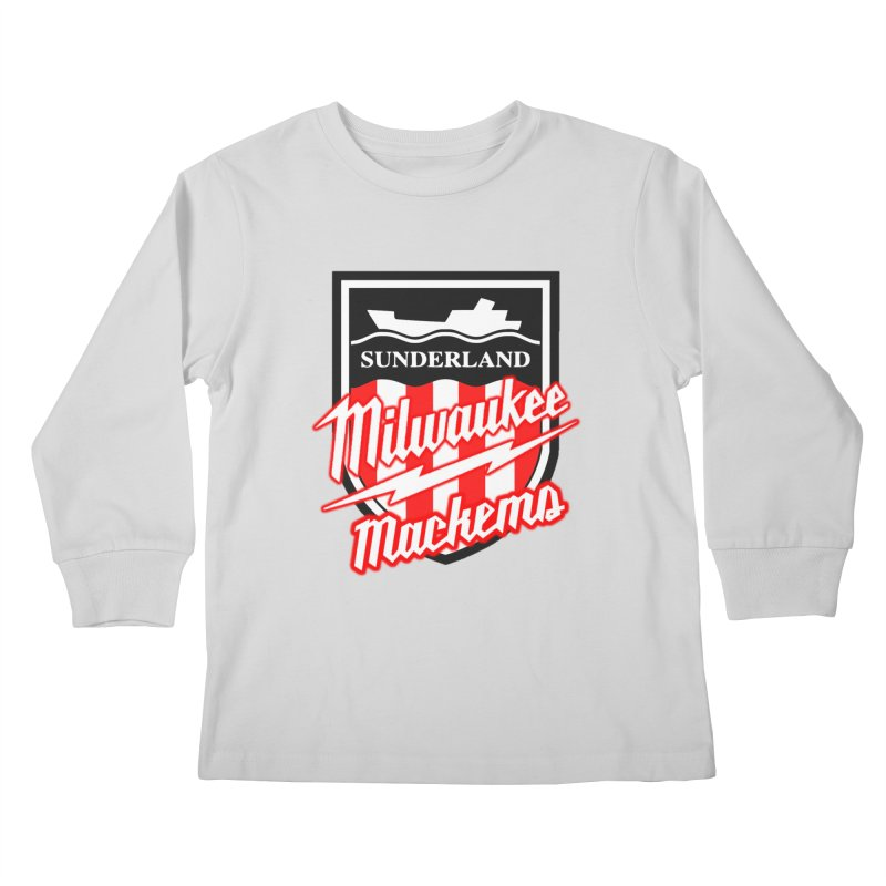 Milwaukee Mackems Kids Longsleeve T-Shirt by Sanctuary Sports