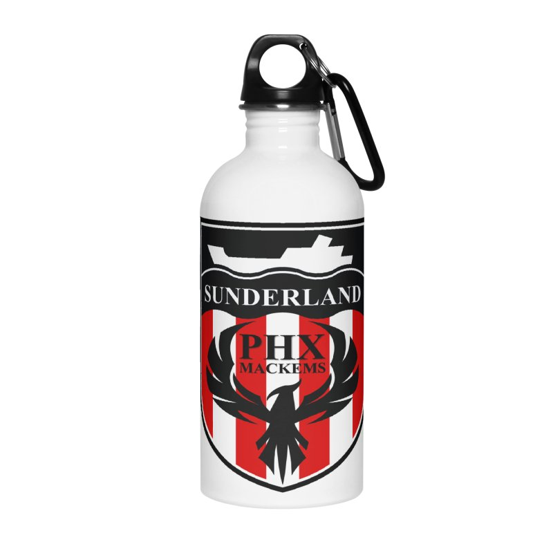Phoenix Mackems Accessories Water Bottle by Sanctuary Sports