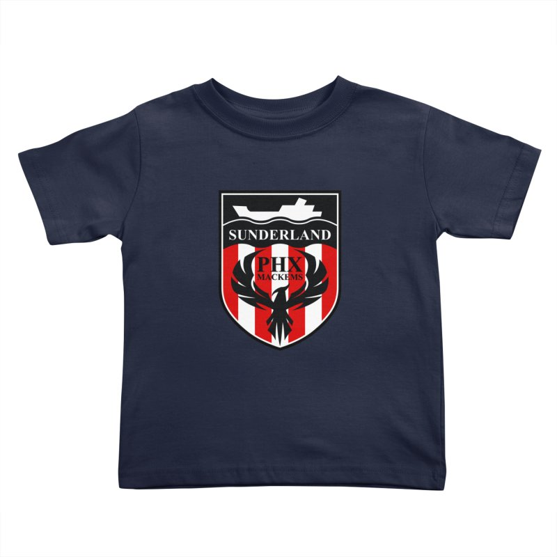 Phoenix Mackems Kids Toddler T-Shirt by Sanctuary Sports