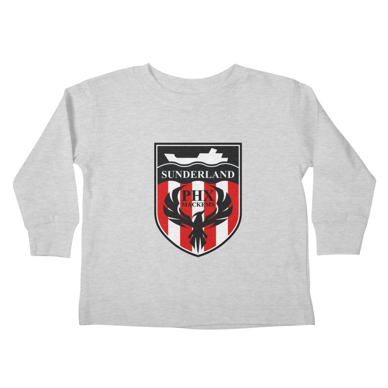 Phoenix Mackems Kids Toddler Longsleeve T-Shirt by Sanctuary Sports
