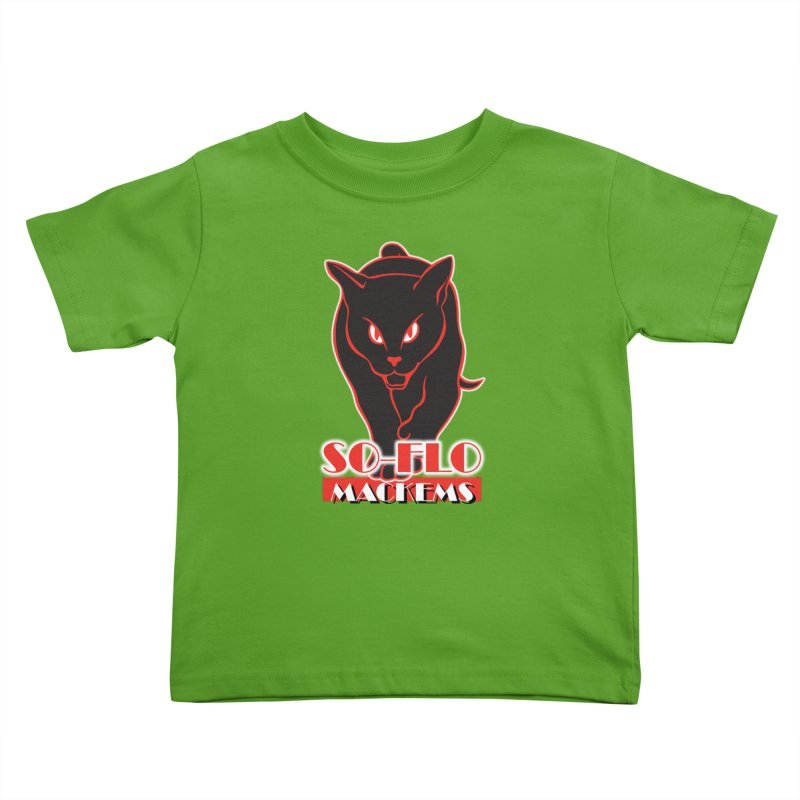 South Florida Mackems Kids Toddler T-Shirt by Sanctuary Sports
