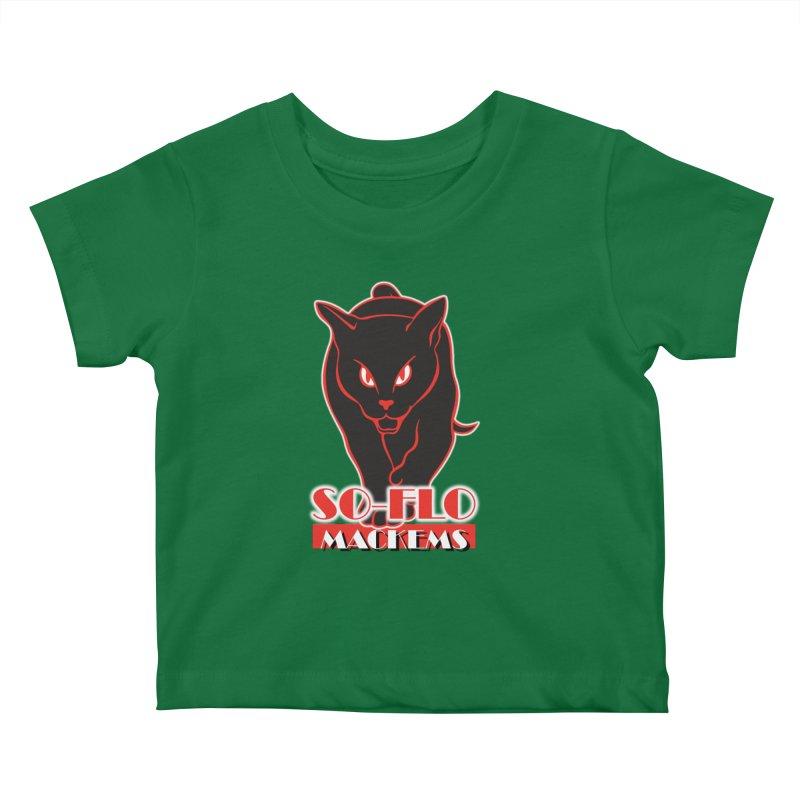 South Florida Mackems Kids Baby T-Shirt by Sanctuary Sports LLC