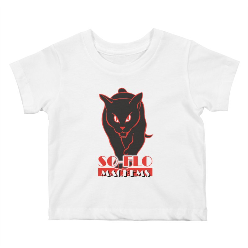 South Florida Mackems Kids Baby T-Shirt by Sanctuary Sports