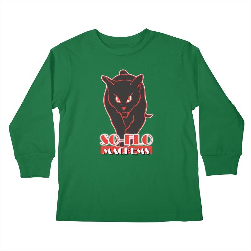 South Florida Mackems Kids Longsleeve T-Shirt by Sanctuary Sports