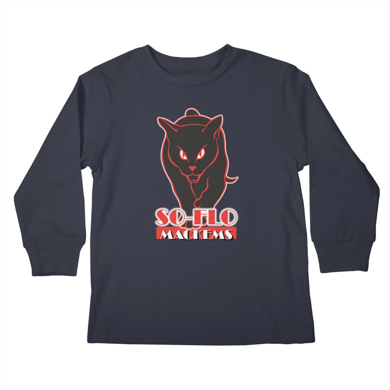South Florida Mackems Kids Longsleeve T-Shirt by Sanctuary Sports LLC