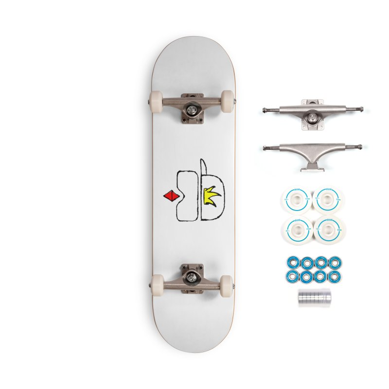 CHiK Head Accessories Complete - Basic Skateboard by Sanctuary Sports
