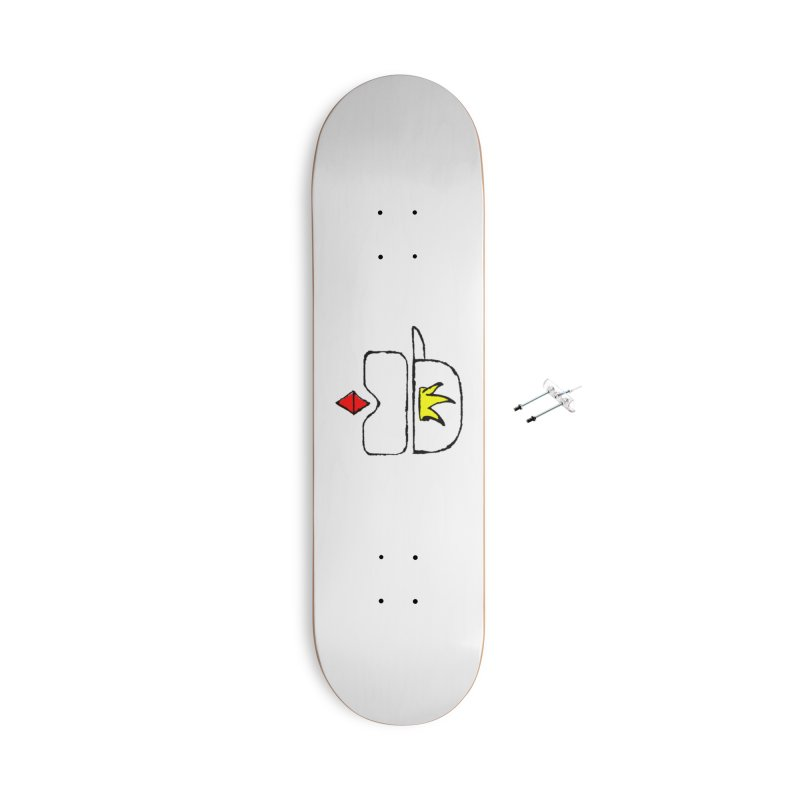 CHiK Head Accessories Skateboard by Sanctuary Sports LLC