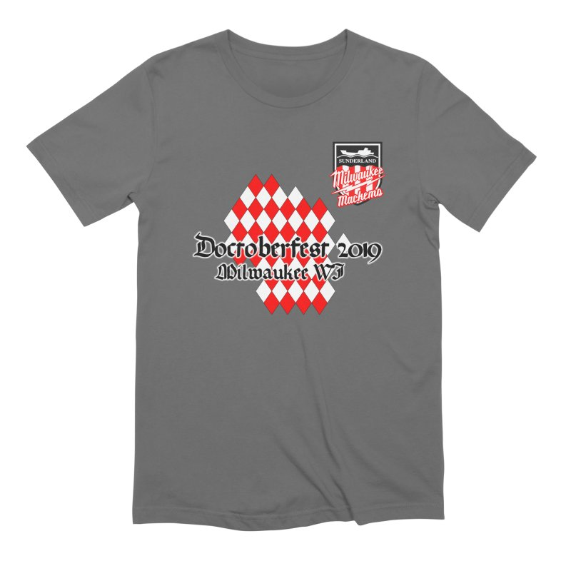 MKE Mackems Doctoberfest Men's T-Shirt by Sanctuary Sports LLC