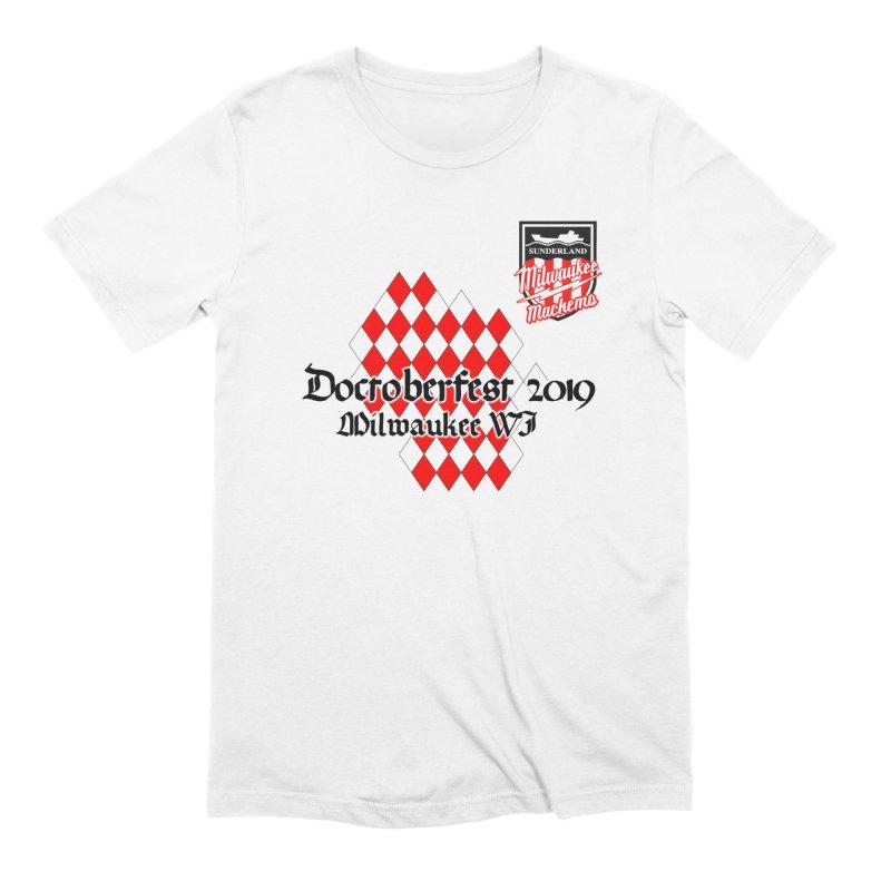 MKE Mackems Doctoberfest Men's T-Shirt by Sanctuary Sports