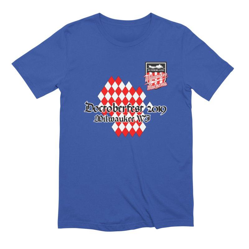 MKE Mackems Doctoberfest Men's T-Shirt by Sanctuary Sports LLC