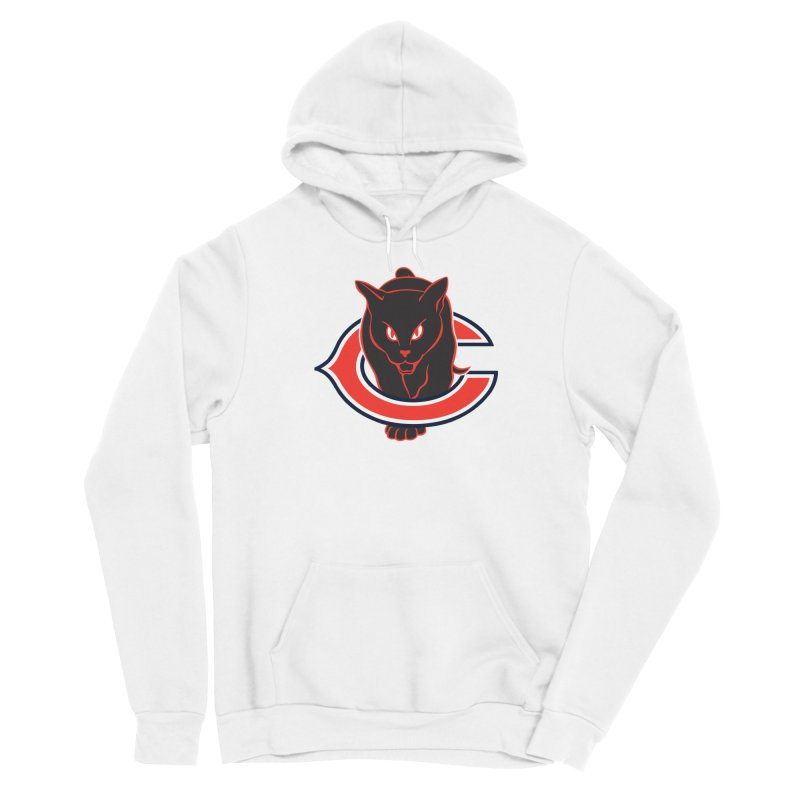 Chicago Black Cats Women's Pullover Hoody by Sanctuary Sports LLC