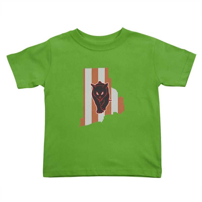 Rhode Island Mackems Kids Toddler T-Shirt by Sanctuary Sports LLC