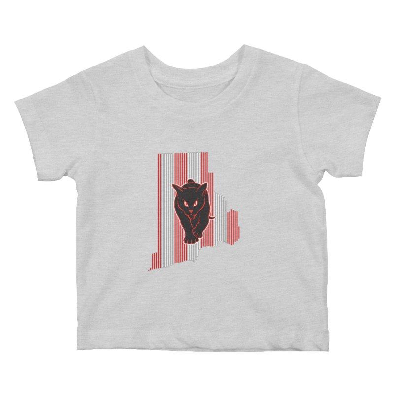 Rhode Island Mackems Kids Baby T-Shirt by Sanctuary Sports