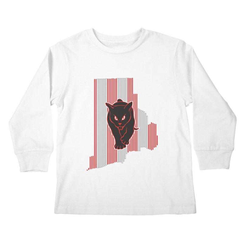 Rhode Island Mackems Kids Longsleeve T-Shirt by Sanctuary Sports