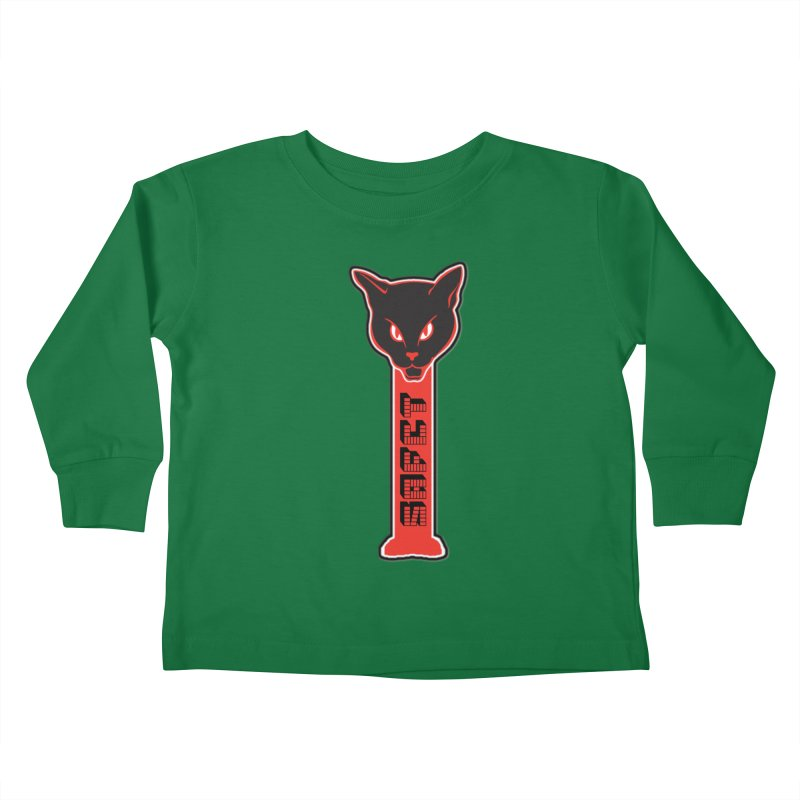 Connecticut Mackems Kids Toddler Longsleeve T-Shirt by Sanctuary Sports