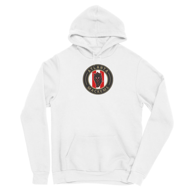 Atlanta Mackems Women's Pullover Hoody by Sanctuary Sports LLC