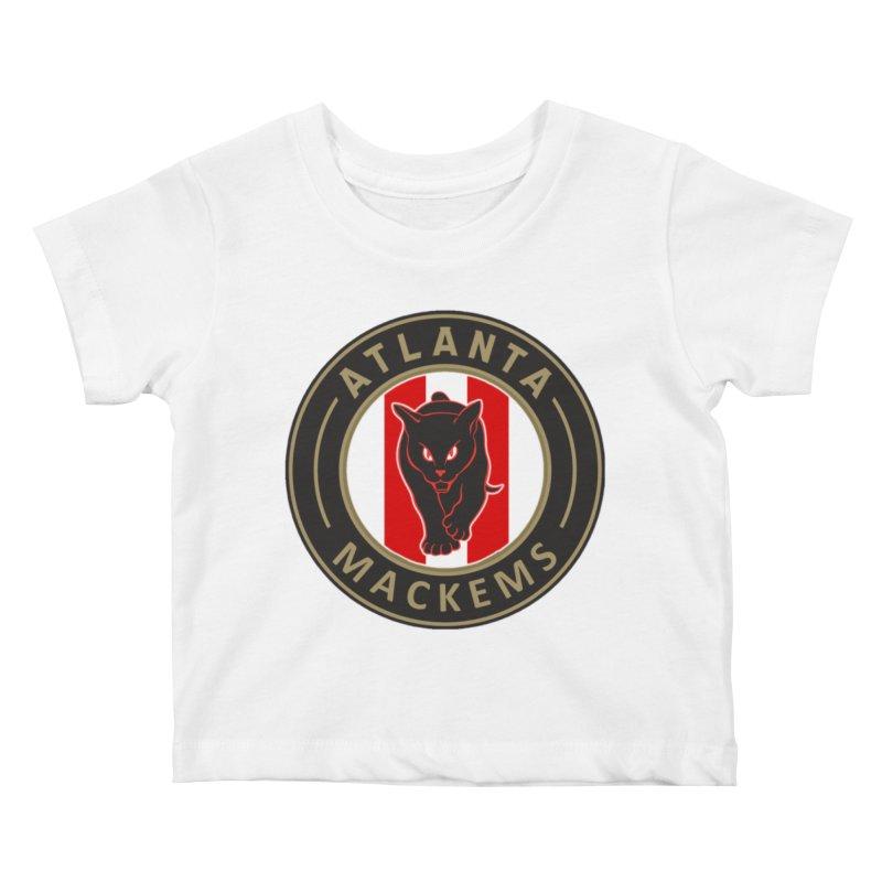 Atlanta Mackems Kids Baby T-Shirt by Sanctuary Sports