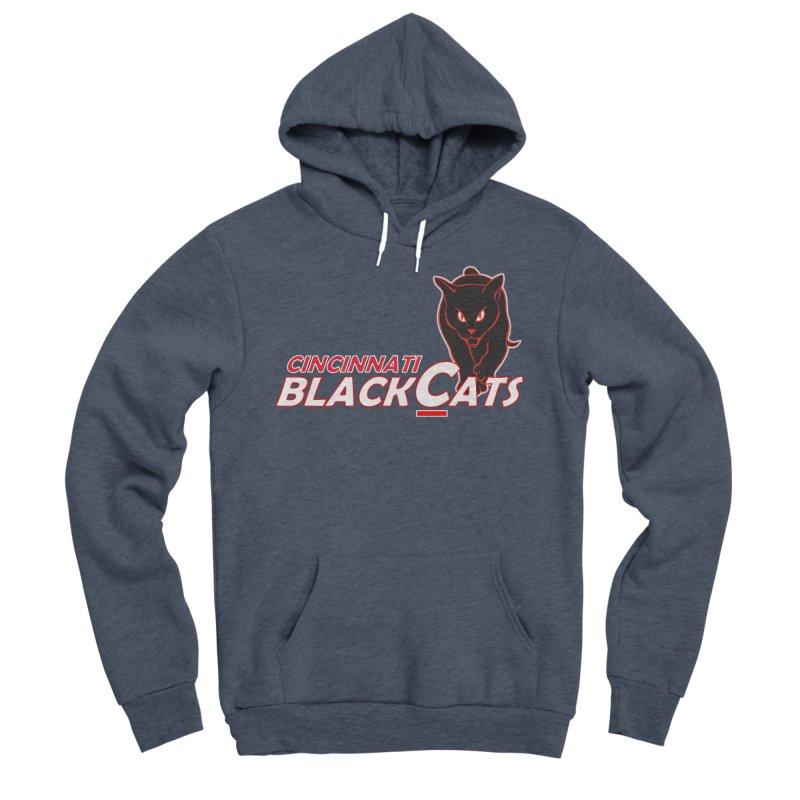 Cincinnati Black Cats Women's Sponge Fleece Pullover Hoody by Sanctuary Sports