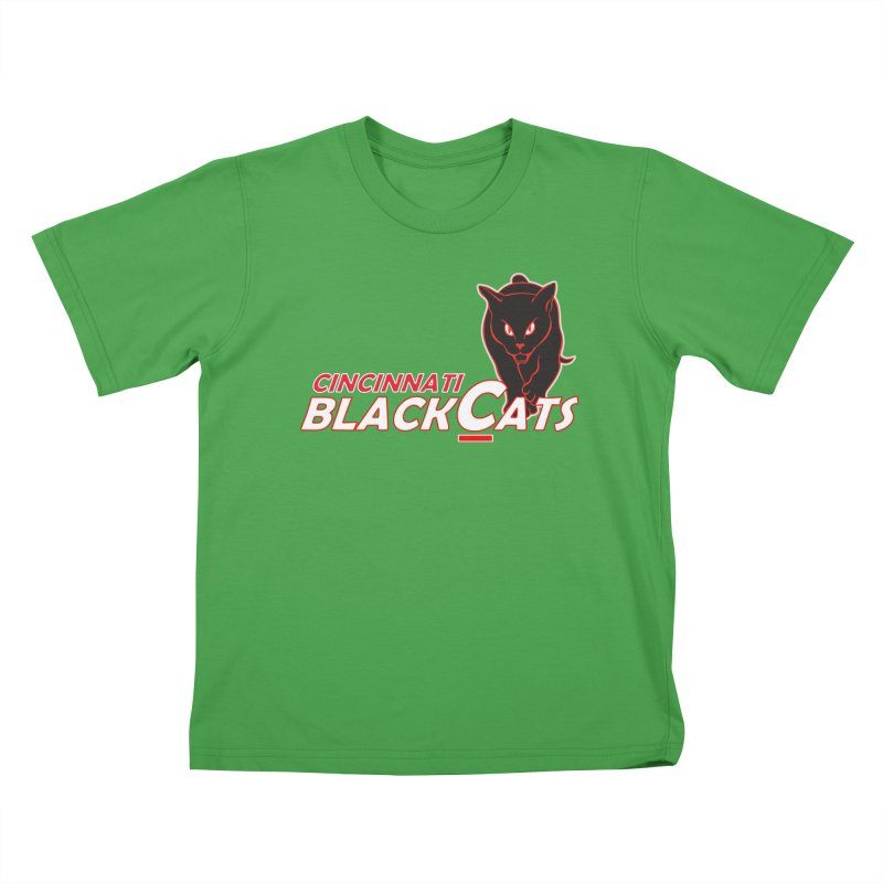Cincinnati Black Cats Kids T-Shirt by Sanctuary Sports