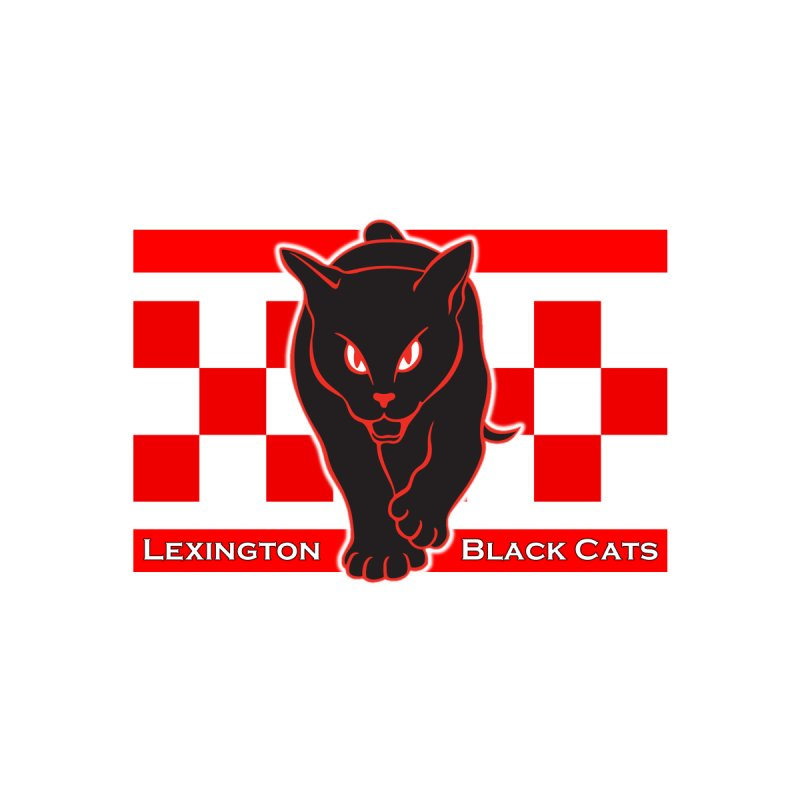 Lexington Black Cats Men's T-Shirt by Sanctuary Sports LLC