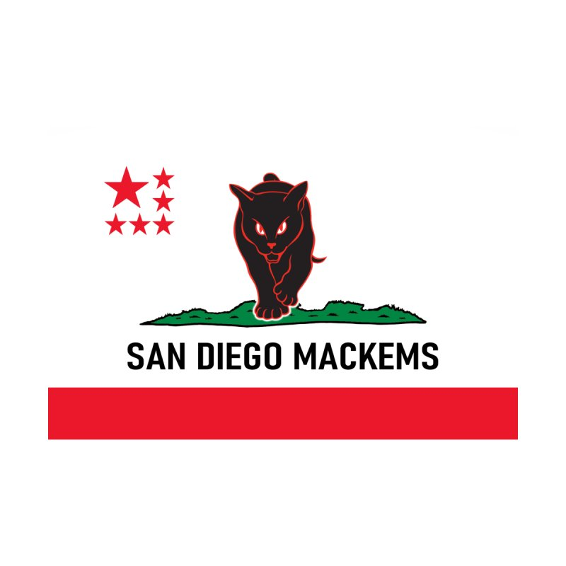 San Diego Mackems by Sanctuary Sports