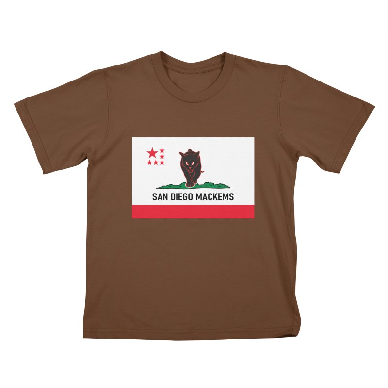 San Diego Mackems Kids T-Shirt by Sanctuary Sports