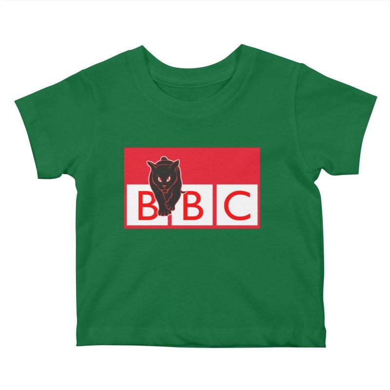 Baltimore Black Cats Kids Baby T-Shirt by Sanctuary Sports LLC