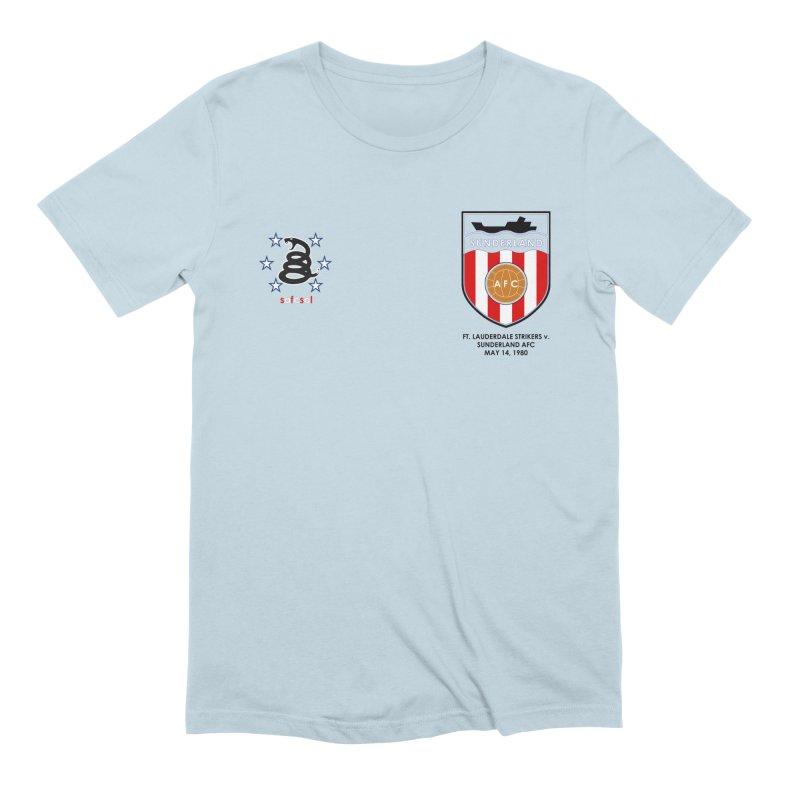 SOLIC 2020 Tee - 79/80 v. Ft. Lauderdale Strikers Men's T-Shirt by Sanctuary Sports LLC
