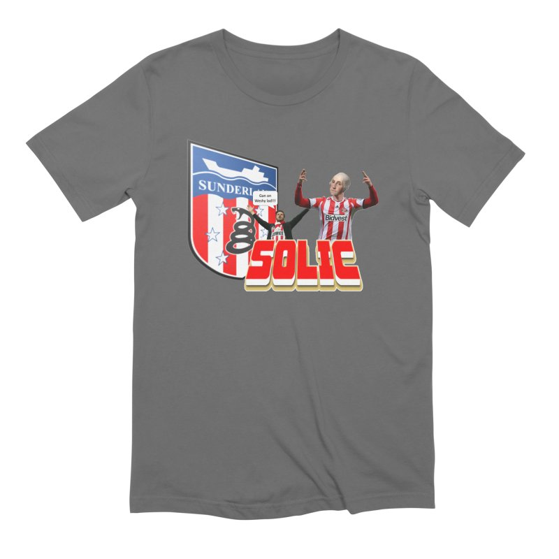 Weshy SOLIC Tee Men's T-Shirt by Sanctuary Sports LLC