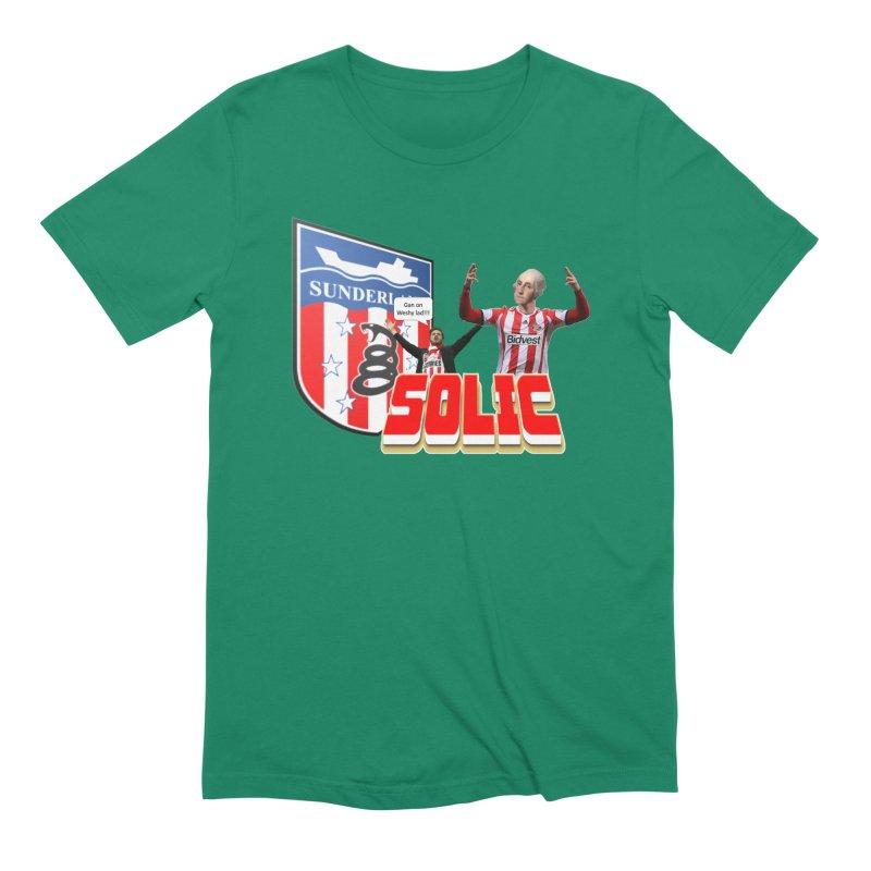 Weshy SOLIC Tee Men's T-Shirt by Sanctuary Sports LLC