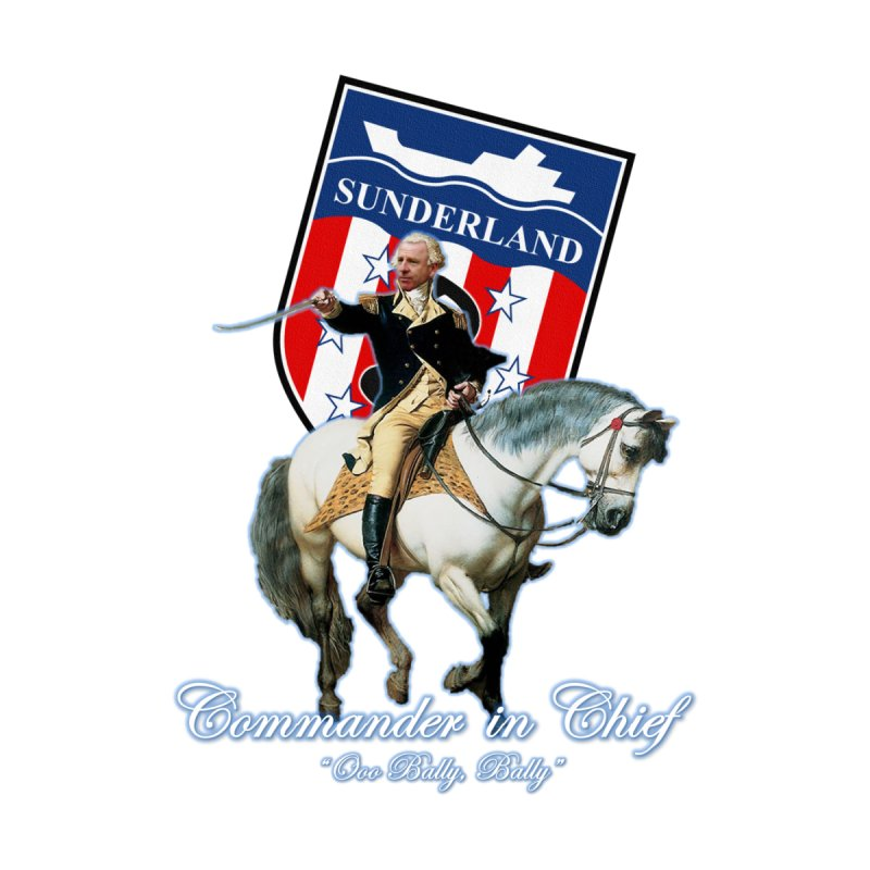 Commander in Chief Men's T-Shirt by Sanctuary Sports LLC