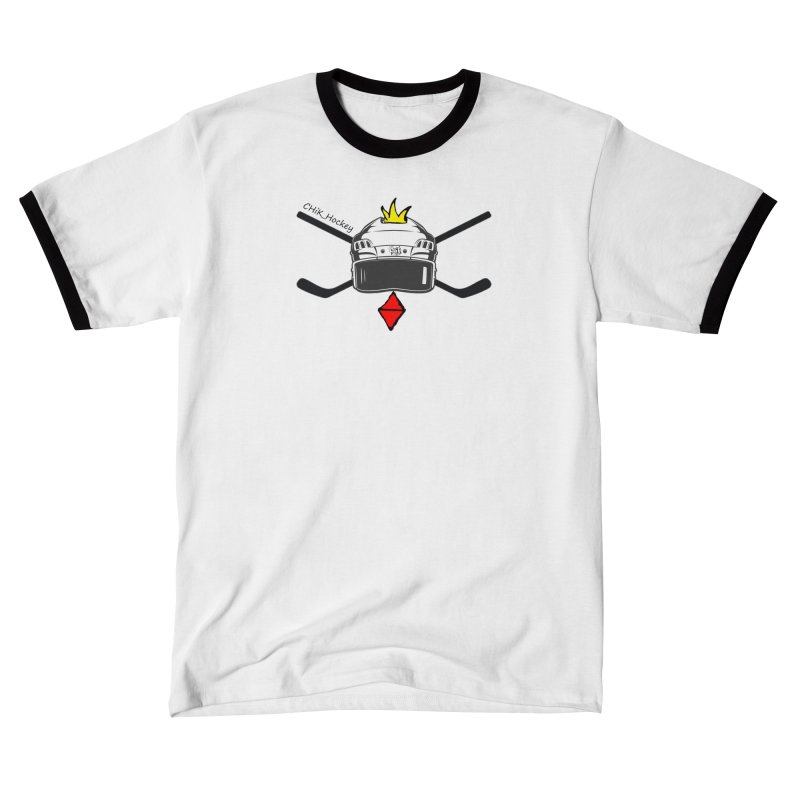 CHiK Hockey Women's T-Shirt by Sanctuary Sports LLC