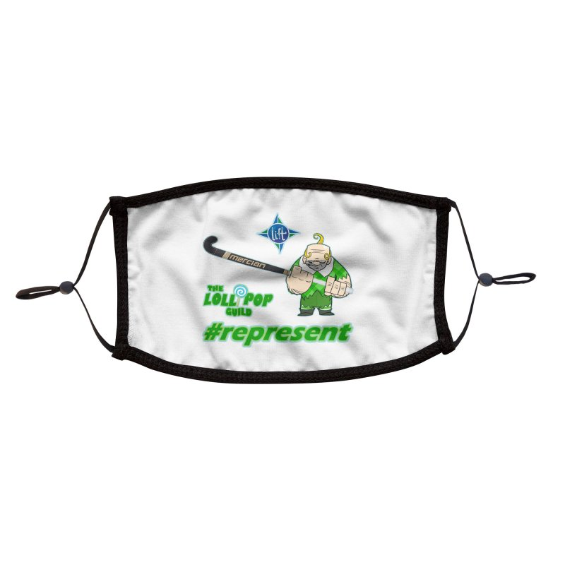 Lift Field Hockey : Lollipop Guild Accessories Face Mask by Sanctuary Sports LLC