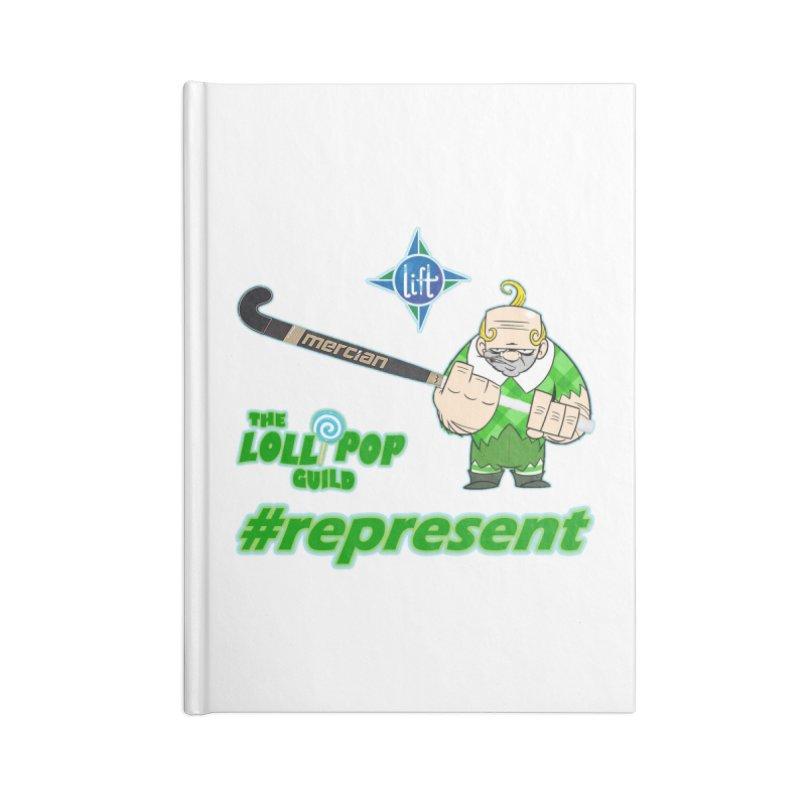 Lift Field Hockey : Lollipop Guild Accessories Notebook by Sanctuary Sports LLC